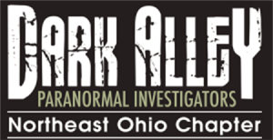 Dark Alley Paranormal, Northeast Ohio Chapter